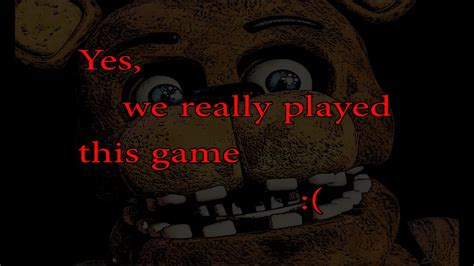 Fnaf World With Russ And Cry