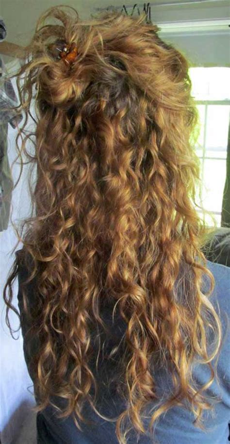 totally chic and curly hairstyles hairstyles haircuts 2016 2017