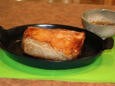 cuisine à basse température recettes de cuisson basse température et porc