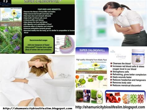 The Wonders Of Unicity's Super Chlorophyll