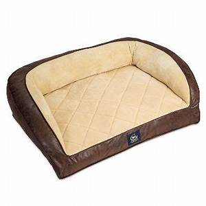 serta perfect sleeper oversized couch pet bed 39quot x 29 With serta perfect sleeper oversized orthopedic sleeper sofa pet bed