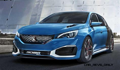 Peugeot Hybrid by 2015 Peugeot 308r Hybrid