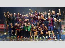 [Hand] Champion Ligue Le FC Barcelone s'adjuge le