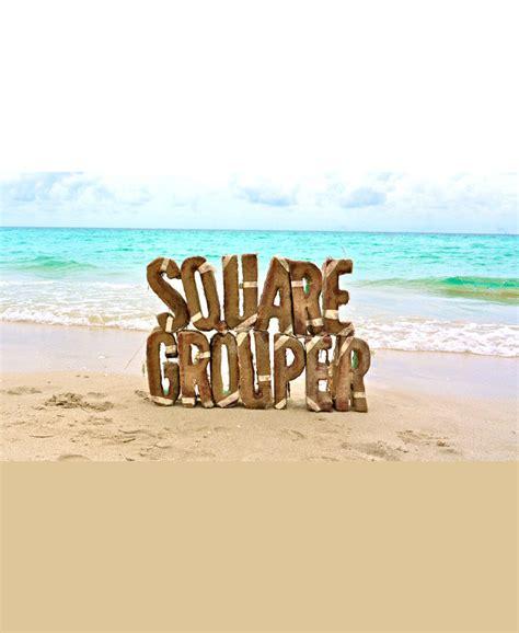 grouper poster