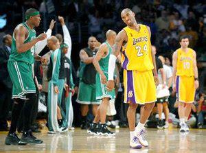 Keepingitreal: Celtics win Game 4 to put Lakers on brink ...