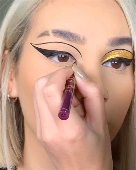 jeannine  instagram posted  cringey tik tok version   makeup    video