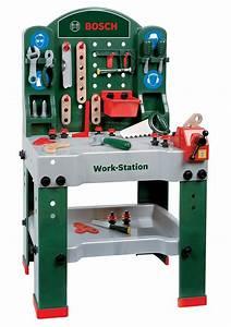 Bosch Werkzeugbank Kinder : klein werkbank f r kinder inklusive zubeh r bosch workstation 43tlg online kaufen otto ~ Orissabook.com Haus und Dekorationen