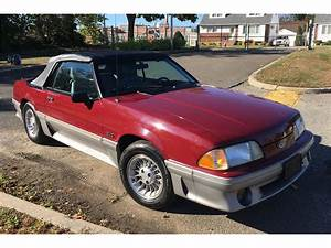 1988 Ford Mustang GT for Sale | ClassicCars.com | CC-1100385