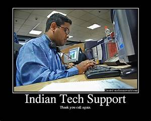 Image Gallery indian tech support jokes