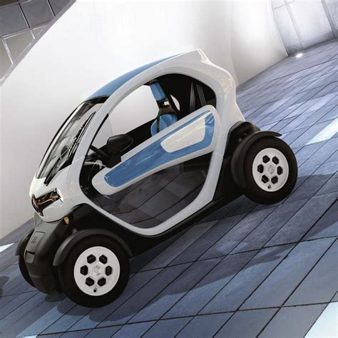 Electric Renault Twizy Colour UK Pricing Announced
