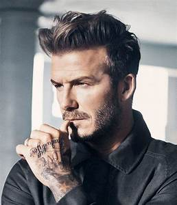 David Beckham Slick Back Hairstyle | 2017 - 2018 Best Cars ...