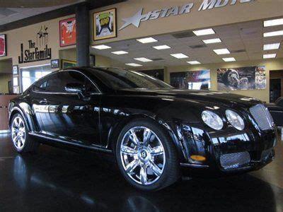 buy   bentley continental gt coupe black navigation black interior  anaheim