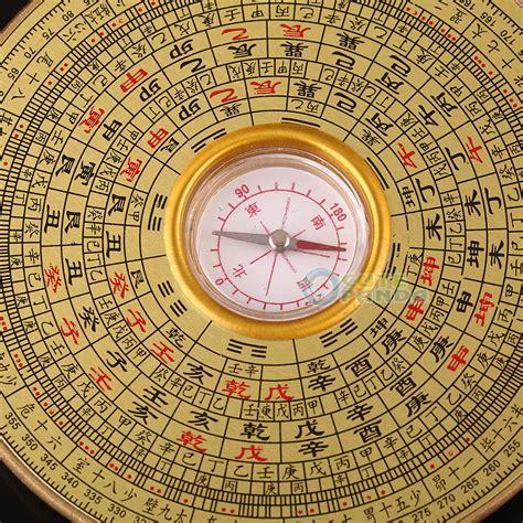 feng shui compass 10cm bagua compass metal chinese feng shui lo luo pan chi ying yang luck ebay
