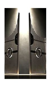 Heavens Gates Spotlit Digital Art by Allan Swart