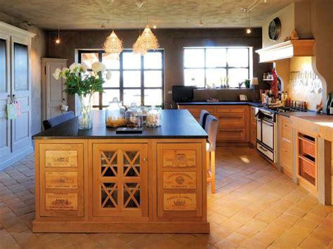 charni鑽e meuble cuisine douze cuisines avec îlot central douze ambiances
