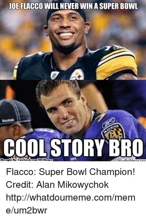 Joe Flacco Elite Meme