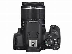 Canon Announce New 650d And Lenses
