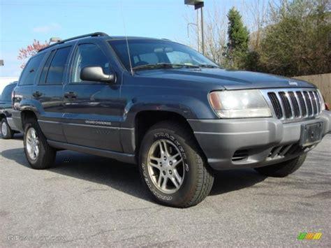 2002 steel blue pearlcoat jeep grand laredo 4x4 47157190 gtcarlot car color