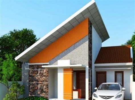 gambar rumah minimalis  lantai modern