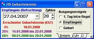 Tag Der Zeugung Berechnen : freeware download einkommensteuertabelle ~ Themetempest.com Abrechnung