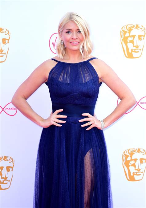 holly willoughby bafta tv awards