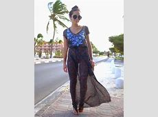 Daniela Ramirez Maaji Dress ARUBA! LOOKBOOK