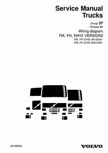 Volvo Diagram Fm  Fh  Nh12 Version2 Pdf Download