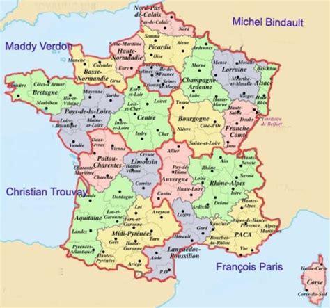 Carte Département Ville by Infos Sur Carte Departements Et Villes Arts Et
