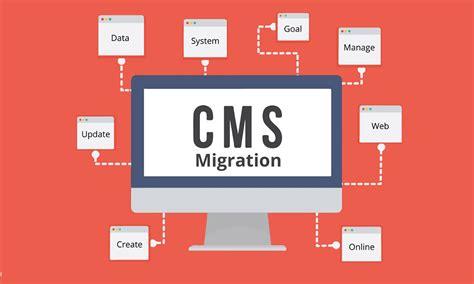 cms migration services development