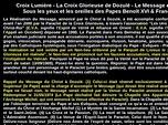 Avis La Croix Glorieuse de Dozulé - Message Réalisé - Avis ...