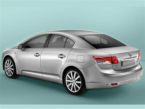Car Hire Toyota Avensis From Val&kar Rent A Car Bulgaria