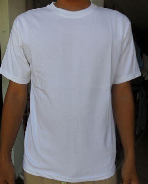 kaos polo putih grosir kaos polos murah design bild