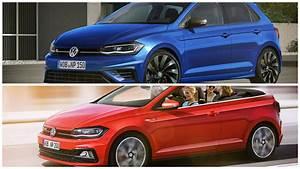 Polo Volkswagen 2018 : 2018 volkswagen polo r and gti cabrio rendered autoevolution ~ Jslefanu.com Haus und Dekorationen