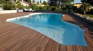 Lame De Terrasse En Composite : les lames de terrasse composites maison travaux ~ Dailycaller-alerts.com Idées de Décoration