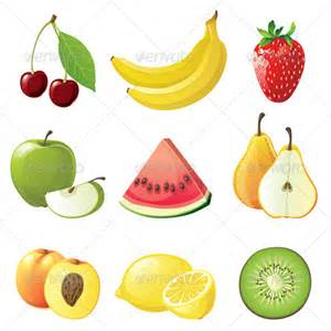 Animated Fruits and Vegetables
