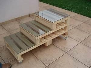 Holzmöbel Selber Bauen : 45 diy massive holzm bel aus paletten umweltfreundlich und n tzlich ~ Orissabook.com Haus und Dekorationen
