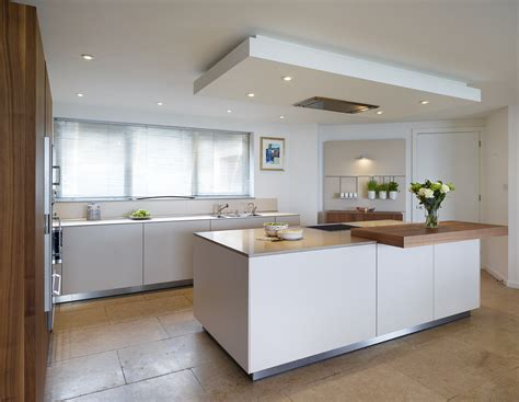 kitchen island extractor fans the drop ceiling creates a flush fit extractor above the
