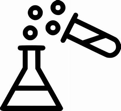 Lab Icon Experiment Beaker Research Tube Laboratory