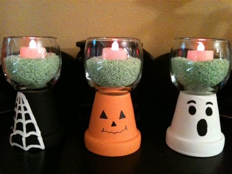 Fantastic Halloween Candle Holders That Will Give You