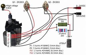20kv Dc Power Supply  Homemade  Diy  Using Flyback With