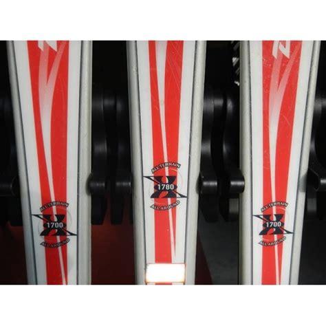 wall mounted ski rack 9 pairs of skis