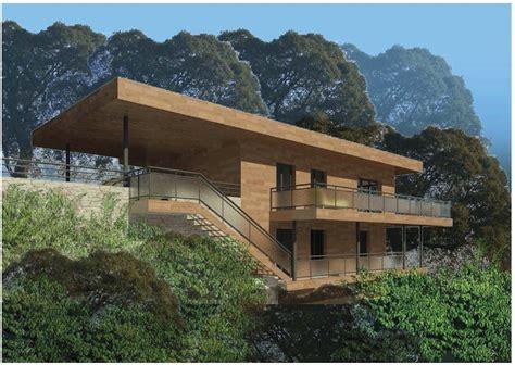 un chantier maison bois 224 maison bois c 244 t 233 sud