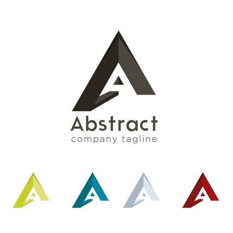 design logo free a abstract logo design vector free
