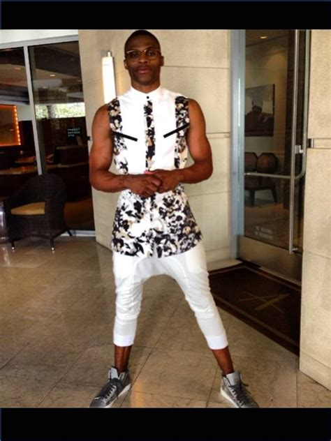 I Will Never Understand Fashion Russell Westbrook Nba
