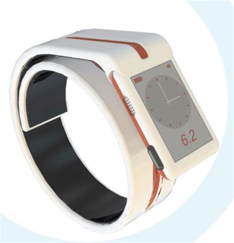 glucowatch monitors blood glucose  sweat gadgets