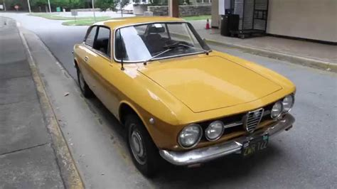1969 Alfa Romeo 1750 Gtv For Sale