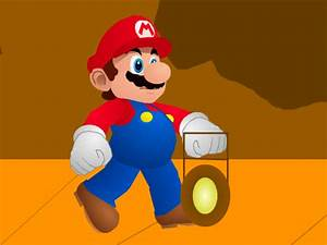 Add yourself inside (Mario) The Music Box on Scratch