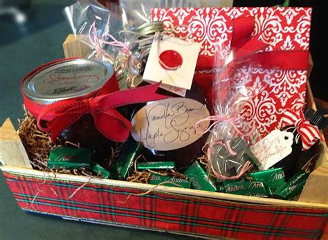 best diy edible christmas gifts giveaway through her