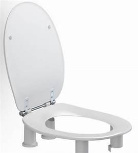 Wc Sitz Erhöht : pressalit care r43000 wc sitz dania robuster toilettensitz m deckel 10 cm erh ht rezeptierf hig ~ Watch28wear.com Haus und Dekorationen