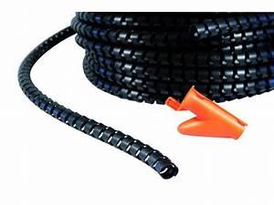 Gaine Pour Cable : gaine de protection pliozip pour faisceaux de c bles en ~ Premium-room.com Idées de Décoration
